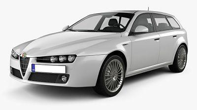 Alfa Romeo 159, 4 vrata, Sportwagon, 2005. - 2012.