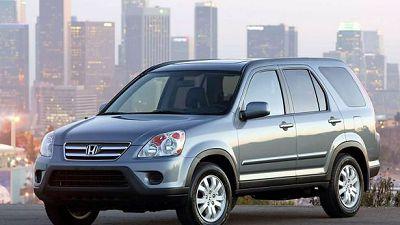 Honda CRV II, 2002. - 2007.