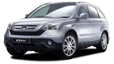 Honda CRV III, 2007. - 2012.