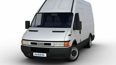 Iveco Daily, dupli stražnji kotači (35C/40C), 1999. - 2011.