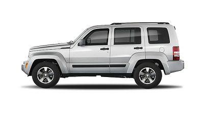 Jeep Cherokee, KK, 2007. - 2014.