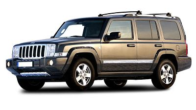 Jeep Commander, 2006. - 2011.