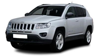 Jeep Compass, 2006. - 2011.