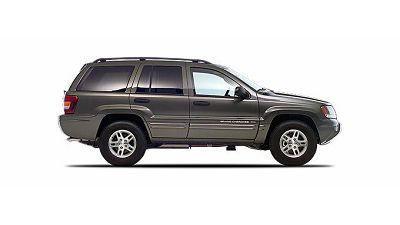 Jeep Grand Cherokee, 1999. - 2005.