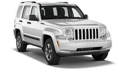 Jeep Liberty, 2001. - 2008.