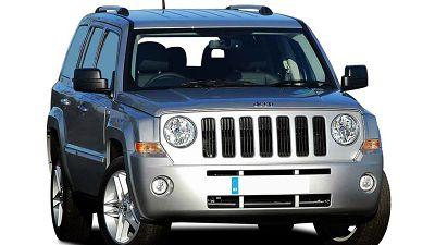 Jeep Patriot, 2007. - 2011.