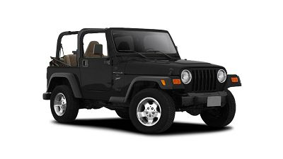 Jeep Wrangler, 1996. - 2007.