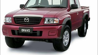 Mazda B2500