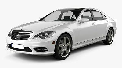 Mercedes S klasa