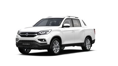 Ssang-yong Musso Grand