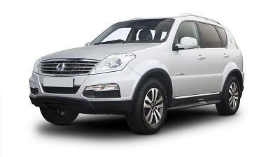 Ssang-Young Rexton